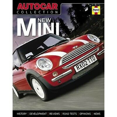 Haynes Autocar Collection New Mini All The Best Words Photos & Data From Autocar