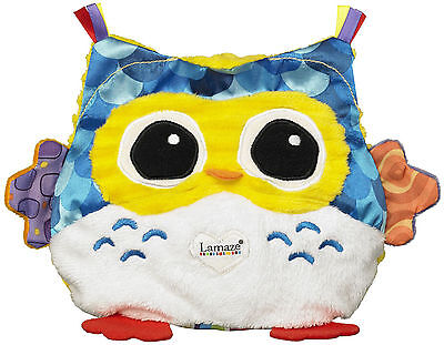 Lamaze NIGHT NIGHT OWL Musical Sleep Soother/Night Light Toy Baby/Toddler BN