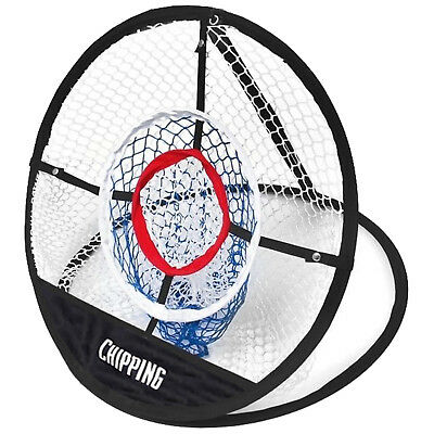 Legend Golf Gear 3 Ring Chipping Practice Net - New Pop Up Target Training Aid