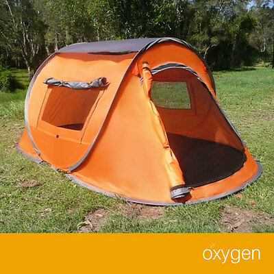 BRAND NEW 2 man person Oxygen speedy pop up popup tent