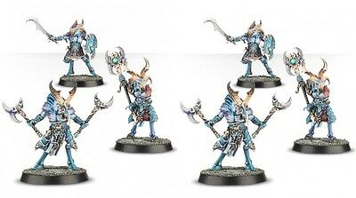 Warhammer Quest Silver Tower 6 x Tzaangors Age of Sigmar