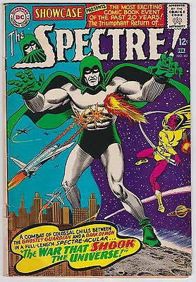 Showcase #60 VG 4.0 The Spectre The War That Shook The Universe!!