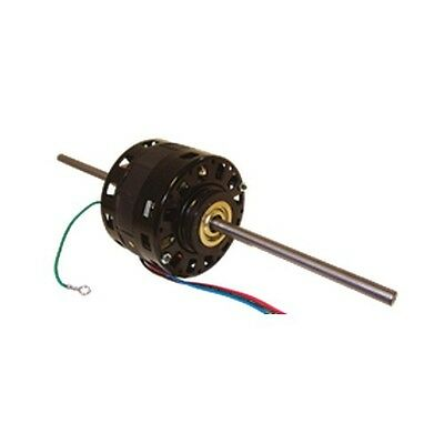 Century Dc4522 Double Shaft Blower Motor, 5 In., 208 / 230 Volts