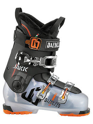 Dalbello Jakk Ski Boot transparent/black Größe: 305, Farbe: transparent/black