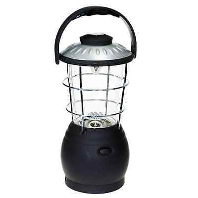 Torch wind up 3 LED  Eco Dynamo Lantern Light Camping Safety security 6x5x4cm