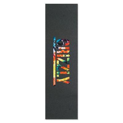 Grizzly Grip Tape Tie Dye Stamp T-Puds Pro Model Full Skateboard Deck Griptape