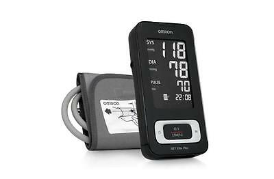 Omron MIT ELITE PLUS Automatic Blood Pressure Monitor Hypertension Indicator New