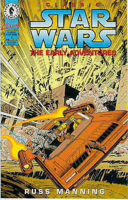 Classic Star Wars: The Early Adventures # 4 (Russ Manning) (USA,1994)