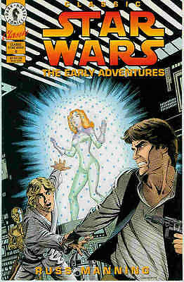 Classic Star Wars: The Early Adventures # 6 (Russ Manning) (USA,1995)