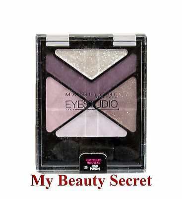 Maybelline Eye Studio Color Explosion Luminizing Eyeshadow #25 Pink Punch