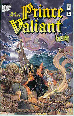 Prince Valiant # 2 (of 4) (52 pages) (USA, 1995)