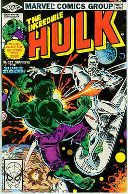 Incredible Hulk # 250 (Silver Surfer, 52 pages) (USA,1980)