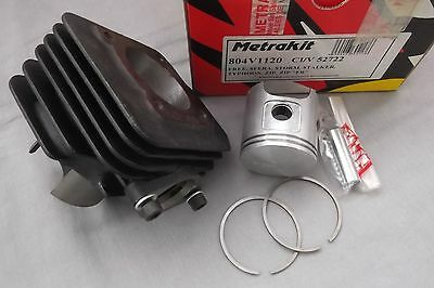 Genuine Metrakit Big Bore Cylinder Kit 47mm Gilera Piaggio Air-cooled 804V1120