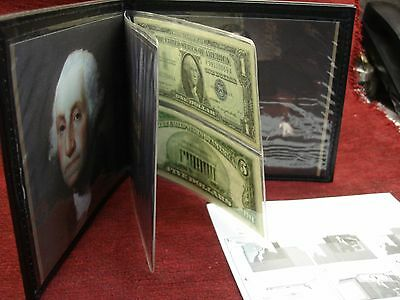 World Reserve Monetary Exchange- United States Blue Seal Currency - Neat & Nice!