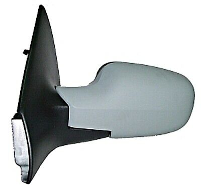 Side Mirror Glass Convex Heated RIGHT Fits RENAULT Megane Scenic Wagon 05-09