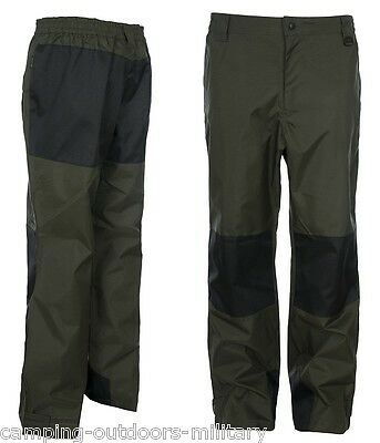Trespass Men's Waterproof Windproof Insect Repellant Fishing Trousers