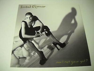 SINEAD O'CONNOR 2-sided PROMO DECORATOR FLAT Your Girl