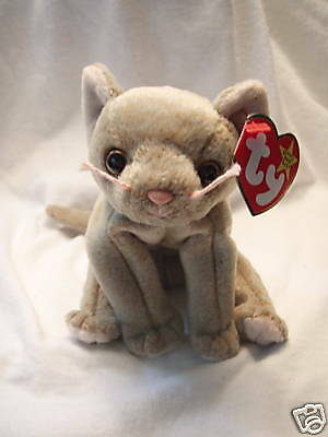 TY BEANIE BABIES Scat the Cat Retired New All tags -  2.19  c47bdbb65a0b