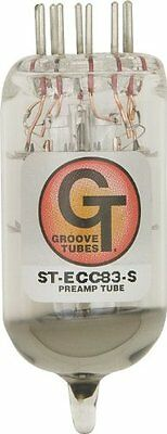 Groove Preamp Preamplificatrice Tubes SILVER Series Valvola GT 12AX7 S Amp