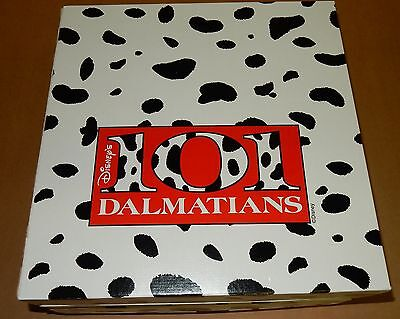 McDonalds 101 Dalmations Complete Boxed Set with Certificate