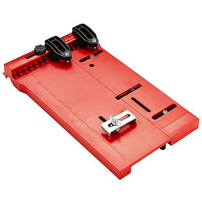 Bora 542006 Fully Adjustable Straight Cutting Saw Plate Rip Guide
