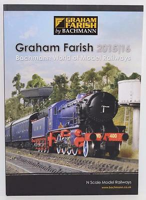 Graham Farish By Bachmann N scale 2015/16 Catalogue 379-015