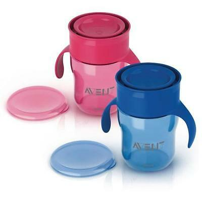 Philips Avent scf782/15 naturnah-trinkbecher 260ml AB 12 Monaten color a elegir
