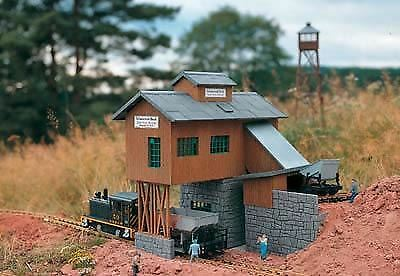 Piko G Scale Gravel Works Main Building | Bn | 62009