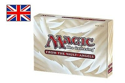 FROM THE VAULT: ANGELS Mtg Magic 15 FOIL Cards Box SET FTV