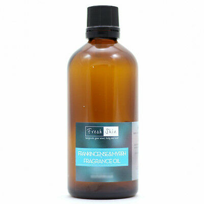 Frankincense & Myrrh Fragrance Oil Cosmetic grade can be used in soaps, candles
