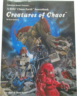 Rifts Chaos Earth: Creatures of Chaos PAL 0661