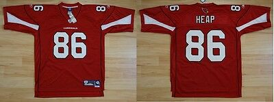 NFL Football Premier Trikot/Jersey ARIZONA CARDINALS Todd Heap #86 in rot