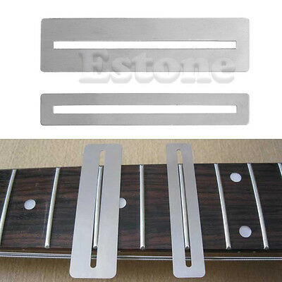 2Pcs Fretboard Protector Fingerboard Guards for Guitar & Bass Luthier Tool
