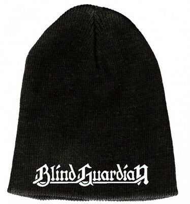 Blind Guardian - Knit Beanie - Embroidered - Logo