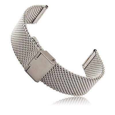 Milanese Stainless Steel Watch Strap Bands Bracelet for Samsung Gear S2 Classic