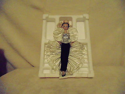 Crystal Rhapsody Barbie The Presidential Porcelain Doll Collection Mint in Box