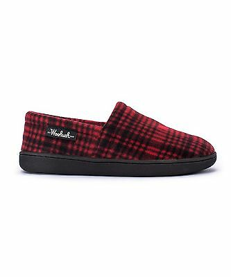 Nib  Woolrich Chatham Run Mens Comfort  Slippers Many Sizes/Colors Aval.