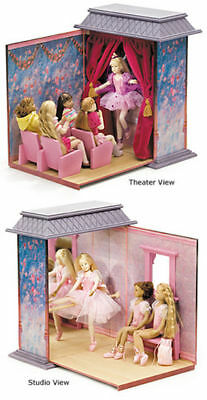NEW* Only Hearts Club Ballet Studio Theater 60x30x35cm