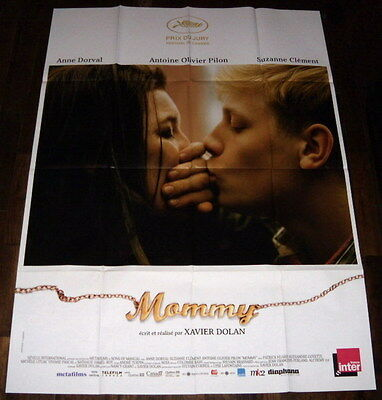 MOMMY  Xavier Dolan Teenager Adolescence Anne Dorval Québec LARGE French POSTER