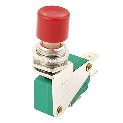 1PCS DS438 AC 125V/250V 16A SPDT 1NO 1NC Momentary Push Button Micro Switch