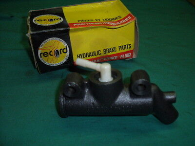 SIMCA 1000  EMETTEUR EMBRAYAGE RECORD 22 mm NEUF - NOS