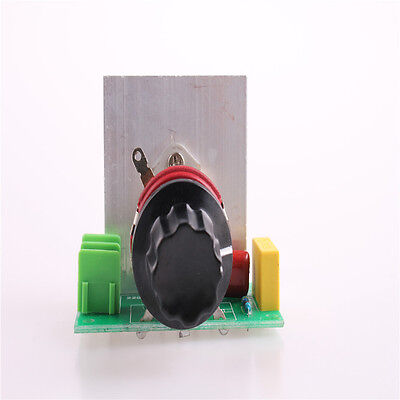 3800W Silicon Controlled Power Electronic Regulator Dimming Control