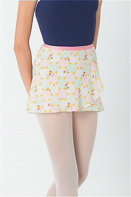 Cheery Ballet Wrap Skirt (2 colors)