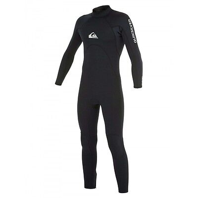 Quiksilver Syncro Base 3/2 back zip fullsuit boy's sizes 8, 14 - wetsuit new NWT