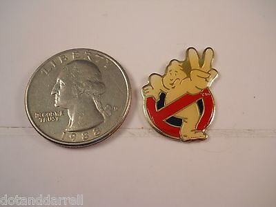 1989 Columia Pictures Ghost Busters Ii 2 Pin