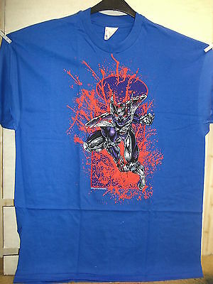 Vintage T-Shirt: Shadowhawk (Jim Valentino) (XL) (USA, 1993)