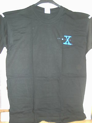 Vintage T-Shirt: X-Files - 'I Want To Believe' (blue figure) (XL) (USA, 1994)