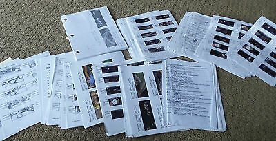 G-Force Lot Of Movie Script Storyboards Story Boards Photos