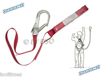 2m Shock Absorbing Scaffolders Lanyard SIL59  fall arest for scaffolding A8518