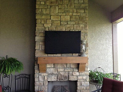 """The TV Dust Cover - Small - Black Only - Fits 19"""" through 25"""""""
